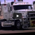longest road train in australia