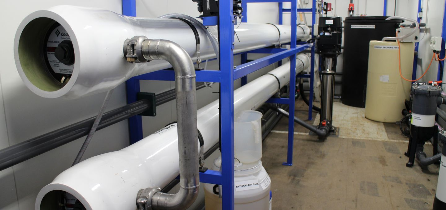 demineralised water plant perth